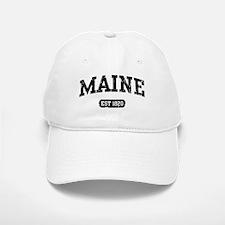 Maine Est 1820 Baseball Baseball Cap