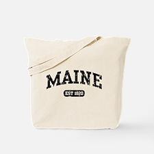 Maine Est 1820 Tote Bag