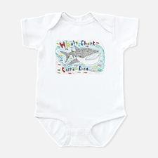 Whale Shark Infant Bodysuit