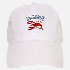 Maine Lobster Baseball Baseball Cap