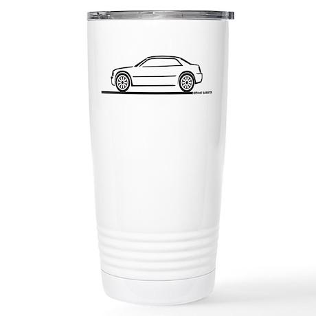 Chrysler 300C Stainless Steel Travel Mug