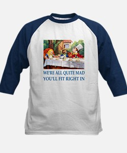 WE'RE ALL QUITE MAD Tee