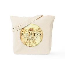 PIlates da Vinci Intelligent Motion Tote Bag