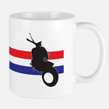 VESPA STRIPES Mug
