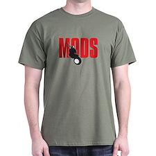 Mod Wheels T-Shirt