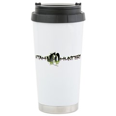 2010 UFO Hunters Stainless Steel Travel Mug