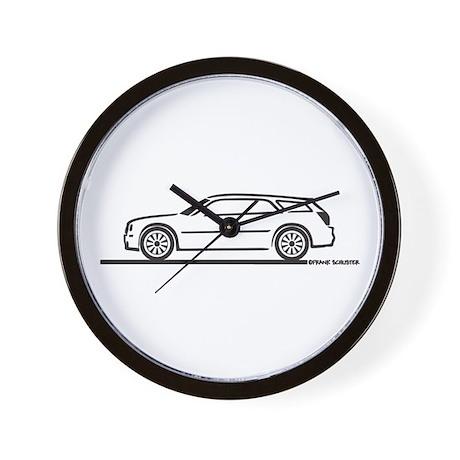 Chrysler 300 Station Wagon Wall Clock