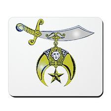 Shriner Mousepad