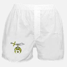 Shriner Boxer Shorts
