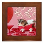 Valentine's Day #5 Framed Tile