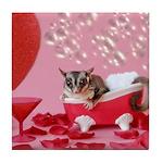 Valentine's Day #5 Tile Coaster