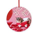 Valentine's Day #5 Ornament (Round)