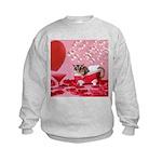Valentine's Day #5 Kids Sweatshirt