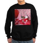 Valentine's Day #5 Sweatshirt (dark)