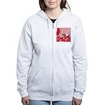Valentine's Day #5 Women's Zip Hoodie