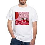 Valentine's Day #5 White T-Shirt