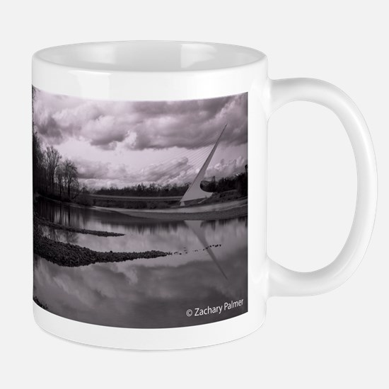 sundial bridge Mug