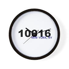 10016 Wall Clock