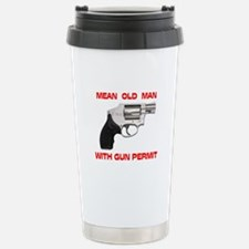 DON'T MESS WITH HIM ! - Travel Mug