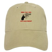 DON'T MESS WITH HIM ! - Baseball Cap
