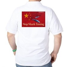 T-Shirt anti shark finning 4
