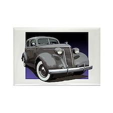 The 1937 Studebaker Dictator Rectangle Magnet