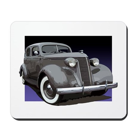 The 1937 Studebaker Dictator Mousepad