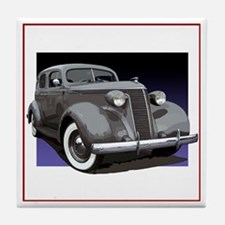 Cool 1930 s Tile Coaster
