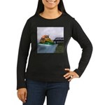 Jetski Women's Long Sleeve Dark T-Shirt