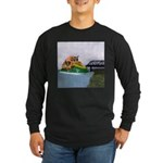 Jetski Long Sleeve Dark T-Shirt