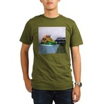 Jetski Organic Men's T-Shirt (dark)
