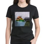 Jetski Women's Dark T-Shirt