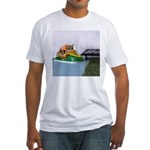 Jetski Fitted T-Shirt
