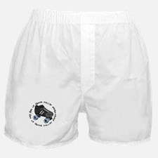 Ask Me About Roller Derby Boxer Shorts