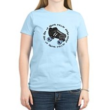 Ask Me About Roller Derby T-Shirt