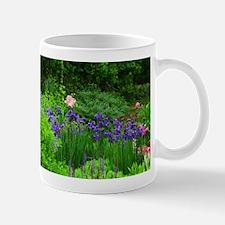 Mug with wonderful spring flowers