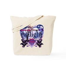 Twilight Vegetarian Vampire Tote Bag