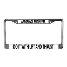 Cute Do License Plate Frame