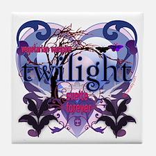 Twilight Svelte Forever Tile Coaster