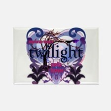 Twilight Svelte Forever Rectangle Magnet