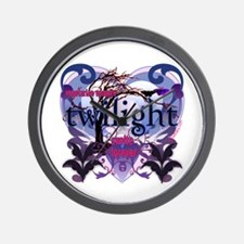 Twilight Svelte Forever Wall Clock