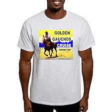 Golden Gauchos Ash Grey T-Shirt