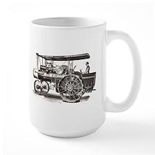 Baker Steam Tractor - Mug