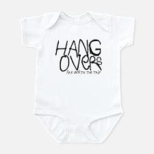 Unique Hang over Infant Bodysuit