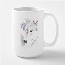 Wolf Pup Large Mug