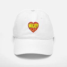 Miley Baseball Baseball Cap