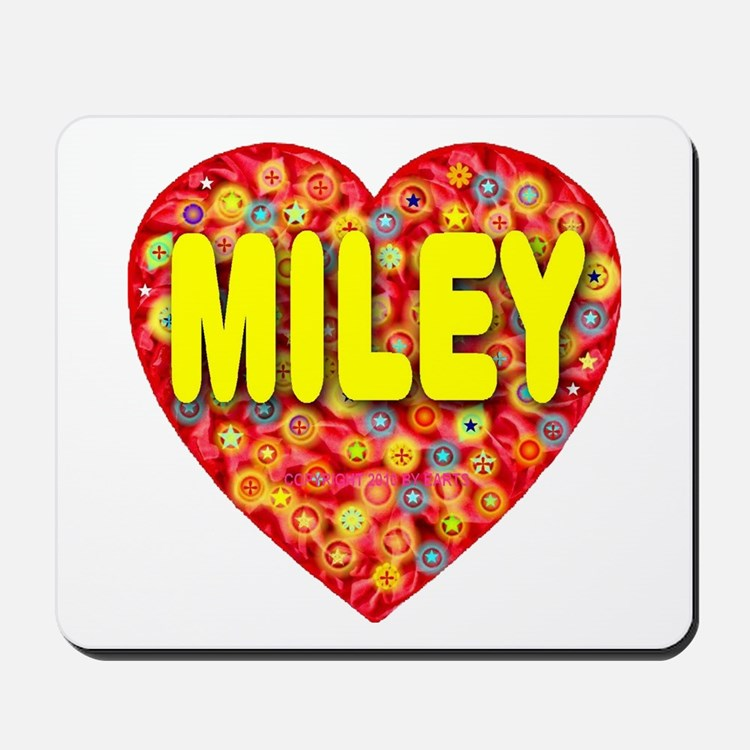 Miley Mousepad