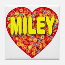 Miley Tile Coaster