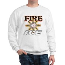 Fire & Ice Sweatshirt