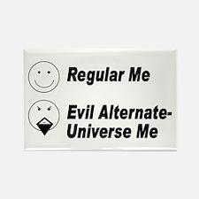 Evil Me Rectangle Magnet